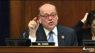 US Rep. at Pot Hearing: