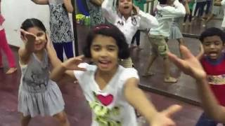 Baby Ko Bass Pasand Hai | Paul's Dance Station | Kids Batch |