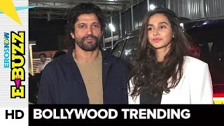 B-Town Celebs At A Film Premiere | Bollywood News | ErosNow eBuzz