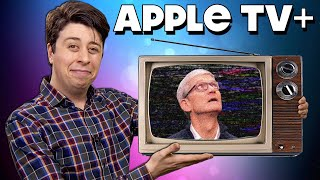 "Apple TV+ PARODY - ""Apple TV Plus Your Money"" TV"