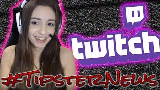 Sweet Anita & Tourette's Syndrome Leads to Rocky Road Towards Twitch Partnership | #TipsterNews