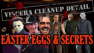 Viscera Cleanup Detail: House of Horror Easter Eggs And Secrets HD