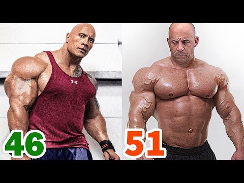 Xxx Mp4 The Rock Vs Vin Diesel Transformation ★ 2018 3gp Sex