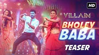 Bholey Baba | Villain | Teaser | Ankush, Mimi, Rittika | Baba Yadav | Nikhita, Badshah | JAM8 | SVF