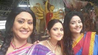 Goyenda Ginni Behind The Scenes | গোয়েন্দা গিন্নী | Zee Bangla TV Serial Goyenda Ginni Making
