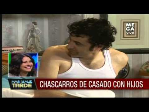 Los chascarros de Javiera Contador en Casado con hijos