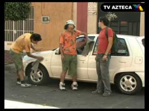 Valet Parking destrampado