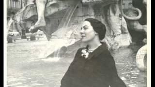 Renata Tebaldi -Pace mio Dio-La Forza del destino -Teatro Alla Scala,Milano april 26, 1955