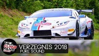 "Hill Climb Verzegnis 2018 - ""Best of"" PURE SOUND!"