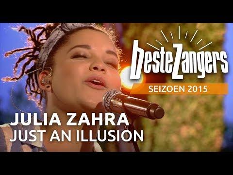 Julia Zahra Just an illusion Beste Zangers 2015