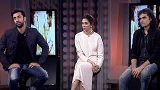 Deepika on choosing between Ranbir and Ranveer
