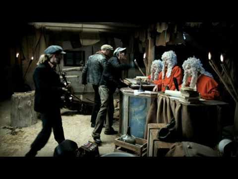 FIDDLER'S GREEN - BUGGER OFF (Official Video)