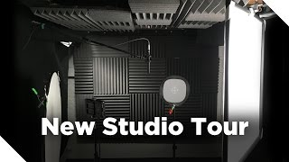 Tour of My New Video Studio Setup