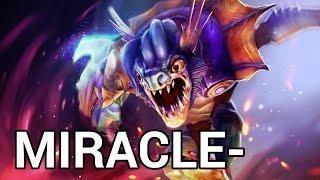 Miracle- Pro Slark Rank MMR Game