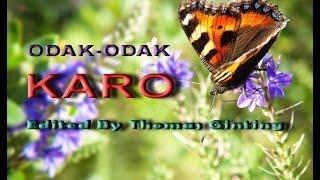 Instrumental KARO ODAK-ODAK