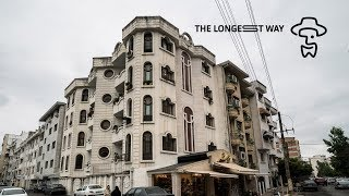 Walking through Iran - June 3rd 2018: Looks A Little Bit Like Paris