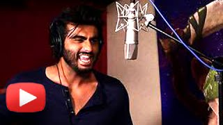 Ice Age: Collision Course Hindi Version : Arjun Kapoor Lends His Voice