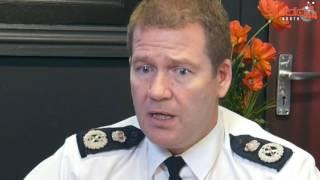 Steve Ashman (Chief Police Constable - N
