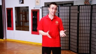 How to Do Wing Chun with Alex Richter | Wing Chun