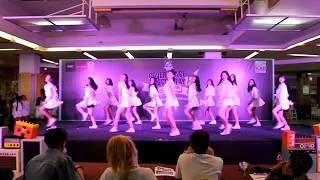 180729 YokoAn B-Day 12th - Pink Rocket cover WJSN - Performance Round