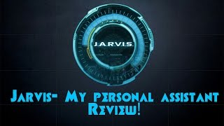 Jarvis- My Daily assistant app Review: Basic short term knowledge