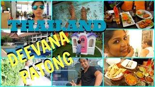 Thailand Phuket Vlog | Deevana Patong Resort | Tiger Kingdom | Jungceylon Mall  SuperPrincessjo