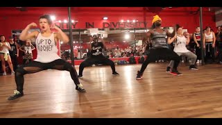 @Beyonce - Get Me Bodied - WilldaBeast Adams Choreography -  by @Brazilinspires