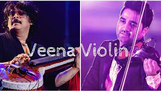 Veena Voilin Duo | Rajhesh Vaidhya & Abhijith PS Nair