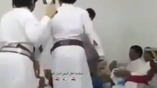 رقص شعبي يمني رازحي صعدي