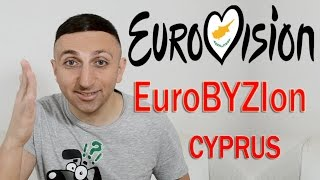 EuroBYZIon - Cyprus Eurovision   Παρωδία
