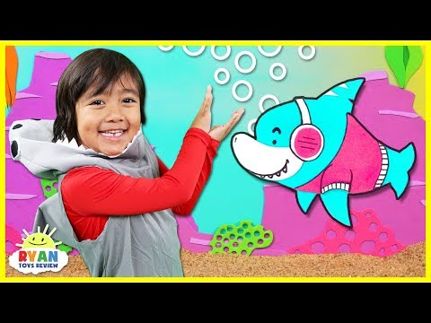 Xxx Mp4 Baby Shark Kids Song And Nursery Rhymes Sing And Dance Animal Songs With Ryan ToysReview 3gp Sex