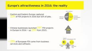 EY European attractiveness survey - May 2017 - Video