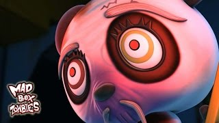 Zombie animation: Kung Fu Panda Zombie - Mad Box Zombies