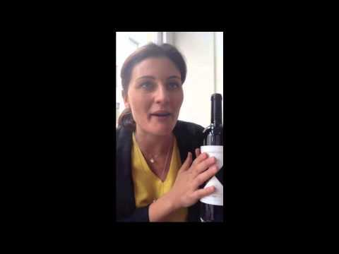 Gaia Gaja talks about the new Ca'Marcanda at Bibendum Artisan Tasting -- 24.09.2012
