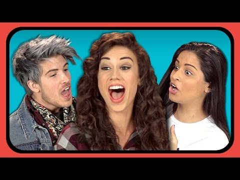 YouTubers React to YouTube Rewind 2015