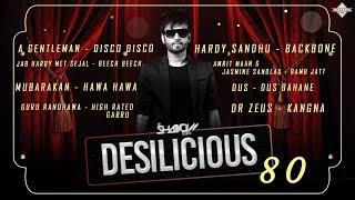 DJ Shadow Dubai | Desilicious 80 | Audio Jukebox | Latest Bollywood Hits 2017