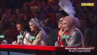 Sorotan Maharaja Lawak Mega 2017 - Minggu 1