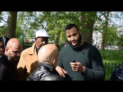 Xxx Mp4 Gay Man Swears And Spits In Debate VS Muslim 3gp Sex