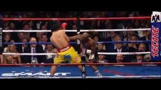 Mayweather vs Pacquiao Highlights [Slow Motion]