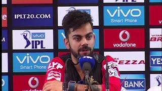 I Love The RCB Franchise: Virat Kohli