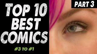 Top10 Comics: Part 3: (#3 - #1) Ms. Marvel 2014, Weird Love, & more