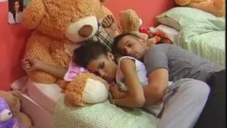فضيحة ستار اكاديمي الروسي شاب ينام خلف بنت ويفعل افعال +18😱