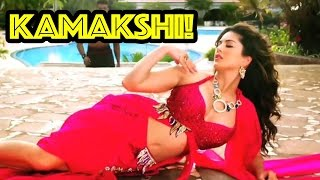 Sunny Leone in Luv U Alia| Sunny Leone Hot avatar in Kamakshi song| Sunny Leone