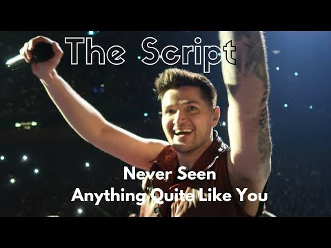 The Script - Never Seen Anything Quite Like You live at Ziggo dome Amsterdam 2018