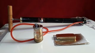 how to make a homemade spray gun for painting    كيفية صنع بندقية منزلية الصنع للصباغة