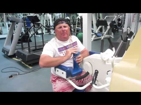 Donnie Bakers P-90-XXX Workout to Help Weight Loss and Get Hard for Ronda Rousey!