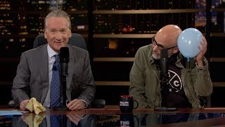 Bill Maher ASMR feat. Moby | Real Time (HBO)