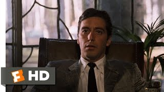 The Godfather: Part 2 (1/8) Movie CLIP - My Offer is Nothing (1974) HD