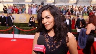 Sarita Choudhury on Which Homeland Star is a Secret Goofball