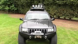 Jeep Grand Cherokee WJ V8 (Grey Thunder)